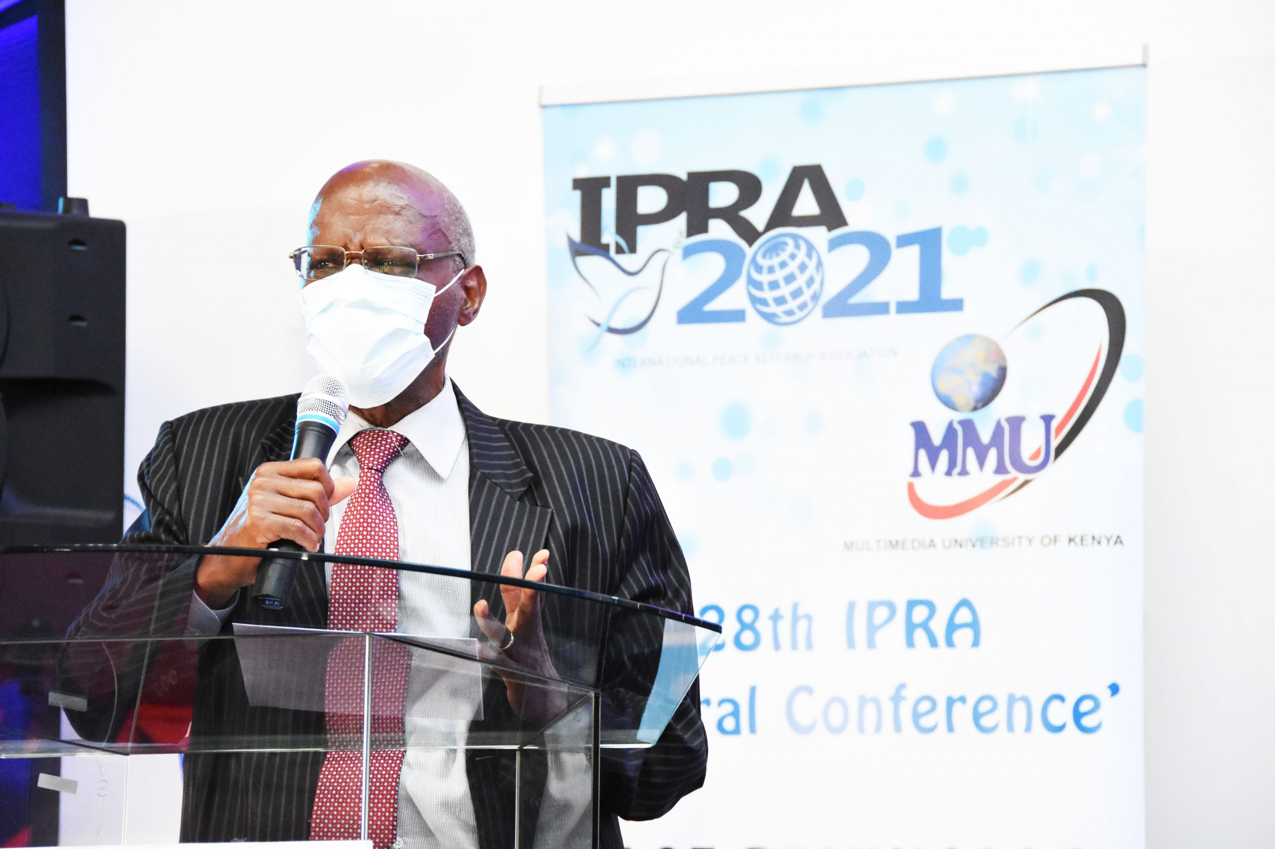 We must use technology to attain global peace goal – says Prof. Mbatia