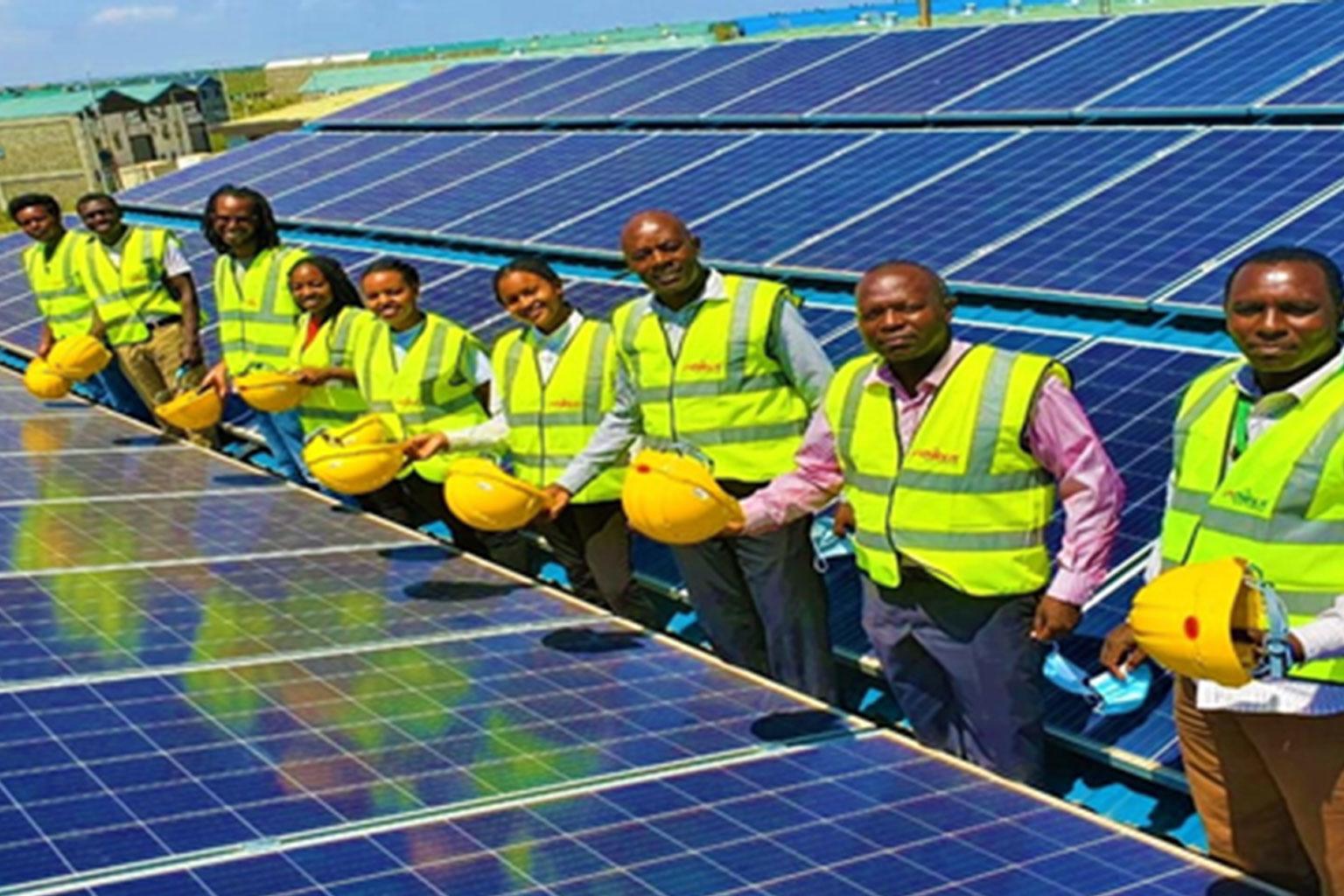 MMU to train energy technicians under Kenya Off-Grid Solar Access Project